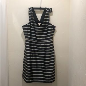 Striped Princess Party Dress